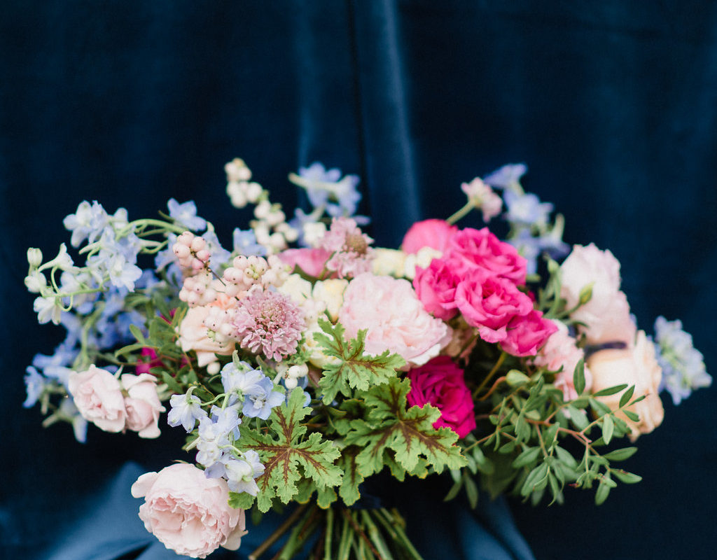Gorgeous Spring Bridal Bouquet Hamilton Toronto Niagara Wedding Florist